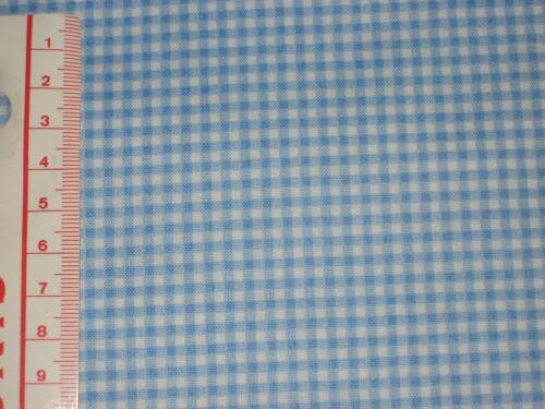 a cuadros nuevo diamantes varios colores 50 cm Makower patchwork sustancia gingham # 920