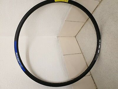 Rim Bicycle Wheel 26 inch Richey Comp Offcentre Rimbrake reinforced eyelets