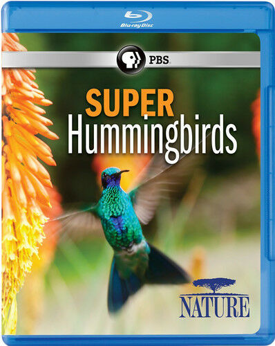 Nature: Super Hummingbirds (2016, Blu-ray New)
