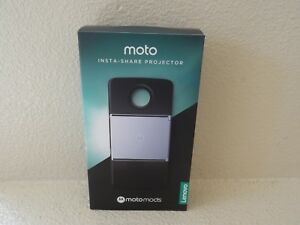 Motorola Moto Mod Insta-Share Projector for Moto Z Family of Phones - BRAND NEW