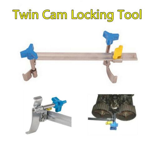 1X Universal Car Camshaft Tool Set Twin Cam Alignment Timing Belt Locking Holder