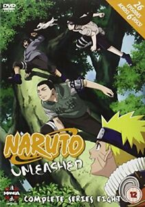 Naruto-Unleashed-Complete-Series-8-DVD-Region-2