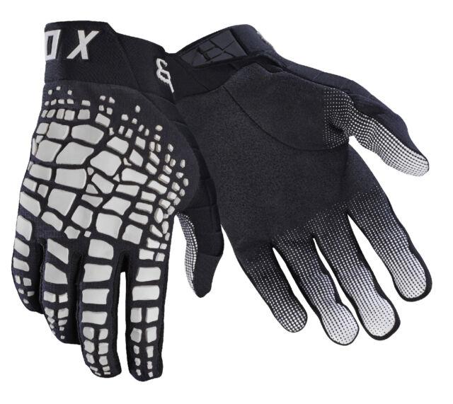 Black 2X-Large Fox Racing 360 Grav Motocross Gloves