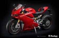 Pocher Ducati 1299 Panigale S SUPERBIKE 1:4 Model Kit HK107*Brand New Item!