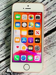 Apple-iPhone-SE-64GB-Unlocked-Rose-Gold-A-Grade-Condition