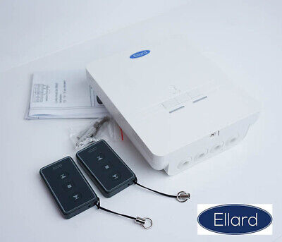 Ellard Genesis Remote Control Unit With 2 X Hand Sets For