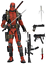 Marvel-Comics-Movie-1-4-Scale-Action-Figure-DEADPOOL-NECA-45cm-Quarter-Scale miniature 1