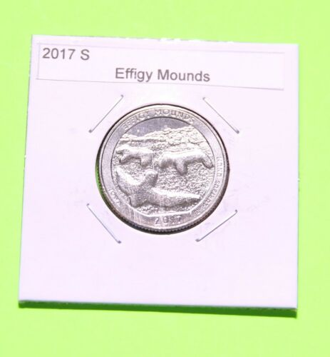 ATB 5 Coin Set-Mint Bags-Free Shipping 2017 S America The Beautiful Quarters
