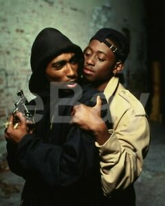 Juice-1992-Tupac-Shakur-Omar-Epps-10x8-Photo