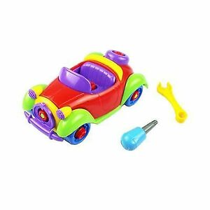Christmas Gift Kids Child Baby Boy Disassembly Assembly Classic Car