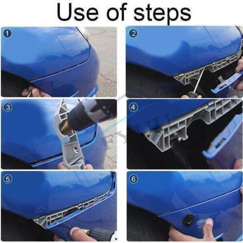 4*25mm Aluminum Autos Hood Quick Release Latch Fastener Lock Long Screw
