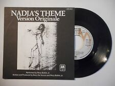 45t PORT 0€ ▓ VARIOUS : NADIA'S THEME (The Young And The Restless)