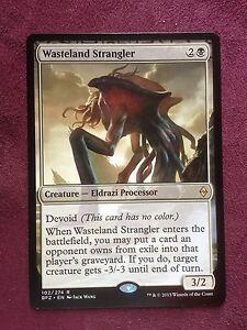 Wasteland-Strangler-Battle-for-Zendikar-VO-MTG-Magic-Mint-NM
