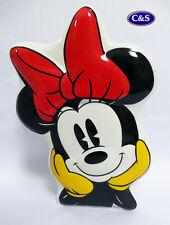Disney Minnie Mouse money box/bank (A27158) 19cm