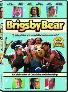 Brigsby-Bear-DVD-dvd-DISC-amp-ARTWORK-ONLY-NO-CASE-UNUSED-CONDITION-SHIPS-FAST