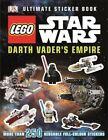 LEGO Star Wars Darth Vader's Empire Ultimate Sticker Book by DK (Paperback, 2014)