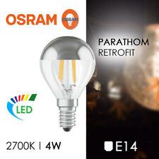 LED Lampe Osram Parathom 4W2700K, 230V, E14 verspiegelt