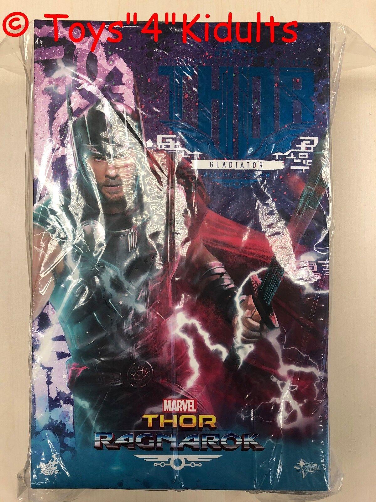Caliente giocattoli  MMS 445 Ragnarok Gladiator Thor Chris Hemsworth 1 6 cifra Deluxe nuovo  compra nuovo economico