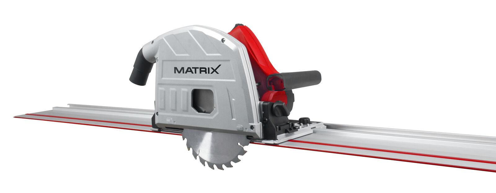 Matrix Tauchsäge - TSR 1400-56, 1400 W, 5200 min-1, 190x20x2,6 mm