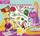 Disney Princess Look, Learn and Play: A Day of Adventures by Parragon Books Ltd (Mixed media product, 2016)