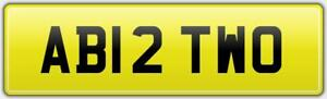 ABI-22-NUMERICAL-THEME-NUMBER-PLATE-AB12-TWO-ALL-FEES-PAID-ABBIE-ABS-ABY-ABZ