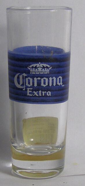 Corona Extra Tall Shot Glass #2375