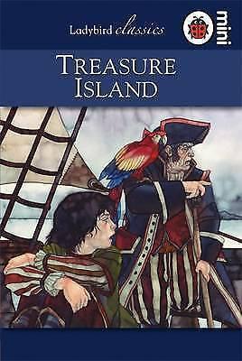 """AS NEW"" Ladybird, Treasure Island: Ladybird Classics, Hardcover Book"