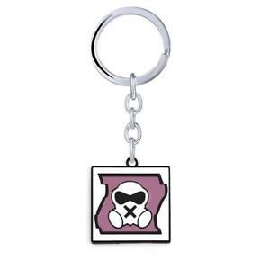Details about Rainbow Six Siege Mute Operator Logo Key Chain