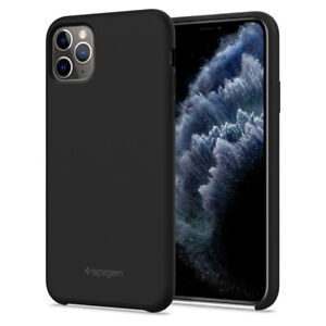 iPhone-11-11-Pro-11-Pro-Max-Case-Spigen-Silicone-Fit-Protective-Cover
