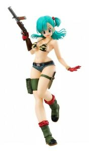 Anime Dragon Ball Z sexy BULMA PVC Figure de Collection Jouets cadeaux NEW IN BOX
