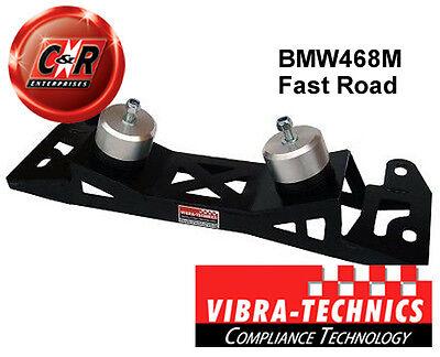 Bmw E46 M3 (6 Velocità Solo S54) Vibra Technics Cambio Mount-veloce Road Bmw468m-