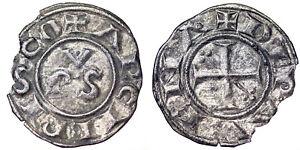 Geldgeschenk Erzbischof Xiii-xiv Jh Ravenna Nicht Common #6985