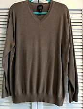971560 NWT Mens GAP Pullover Sweater Striped V-Neck Lightweight 100/% Cotton T6