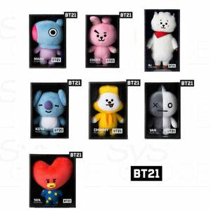 BT21-Official-Authentic-Goods-Standing-Plush-Doll-Medium-KPOP-CHIMMY-KOYA-Etc