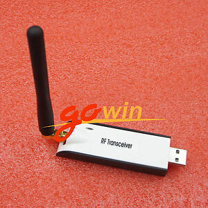 433Mhz CC1101 USB Wireless RF Transceiver Module 10mW USB UART MAX232 RS232