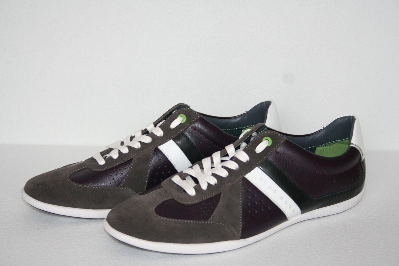 Hugo Boss verde cortos, Talla   us 10, dark púrpura