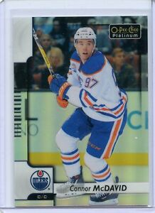 2017-18-OPC-Platinum-Base-Rainbow-Parallel-50-Connor-McDavid-Edmonton-Oilers