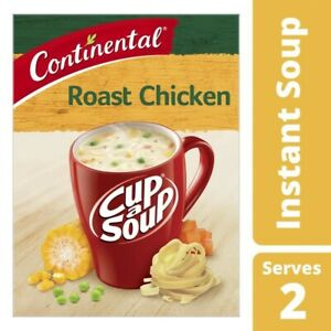 Continental Cup A Soup Roast Chicken 2 pack 75g
