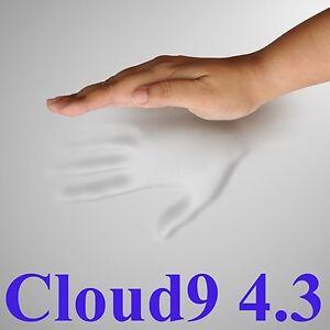CLOUD9-4-3-TWIN-XL-3-034-MEMORY-FOAM-MATTRESS-PAD-TOPPER-W-COVER