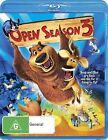 Open Season 3 (Blu-ray, 2011)