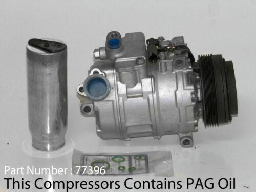97-02 BMW 3,5,,M Series  Four Seasons 77396 A//C Compressor Kit w// Warranty.