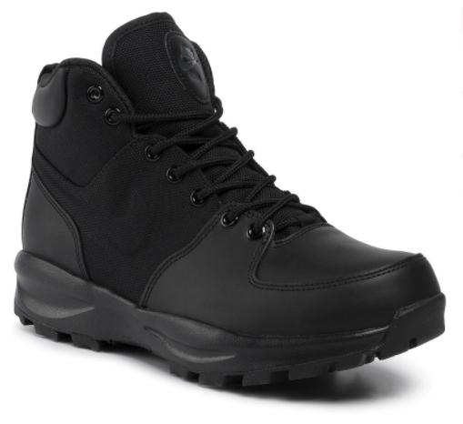 Nike ACG Manoa Mens 13 Black BOOTS Winter Shoes Hi Top 456975-001