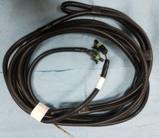 John Deere OEM Part # AH134252 Stubble Light Wiring Harness Platform ...