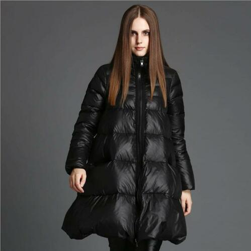 Duck Casual Women's Down New Parka Loose Size Outwear Winter Jacket Ladies Coat Xqwqd4