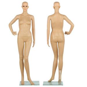 Detachable Full Body Mannequin Shop Window Display Female shop mannequin