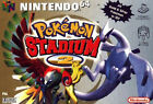 Pokemon Stadium 2 (Nintendo 64, 2001) - European Version