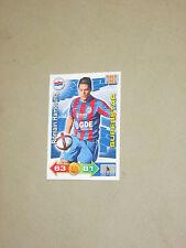 HAMOUMA MALHERBE CAEN SUPERSTAR Trading card carte ADRENALYN PANINI 2011-2012