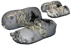 Witzige Riesen Sneaker Hausschuhe gummiert 35 46: