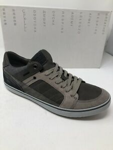 Details about New Geox Mens Shoes Gray Sneakers Size 7 US 6 UK 40 EU