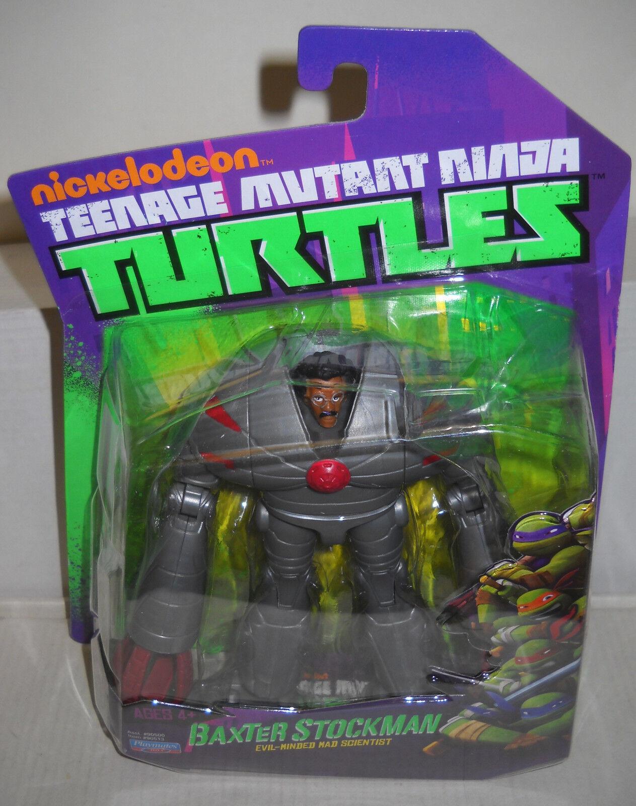 8849 nrfc Jugarmates Nickelodeon Teenage Mutant Ninja Turtles Baxter Stockman